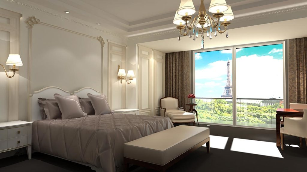 Rénovation de chambre sur Paris 6