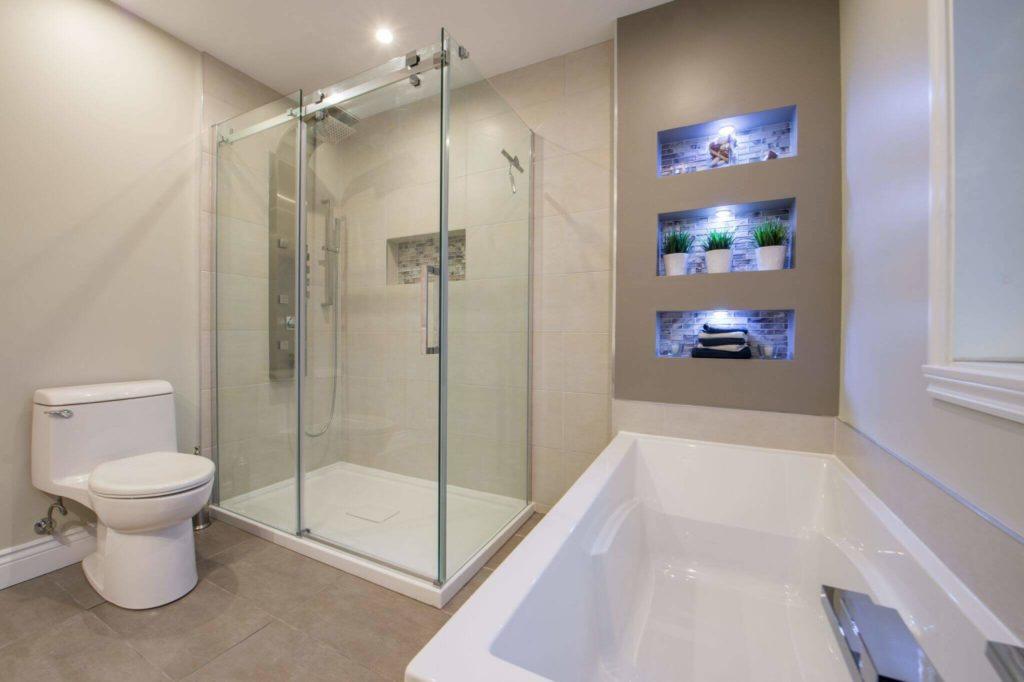 Rénovation salle de bain sur Paris 6